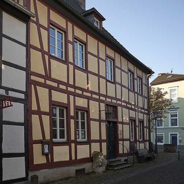 Museum für Alltagsgeschichte in Brühl bei Köln