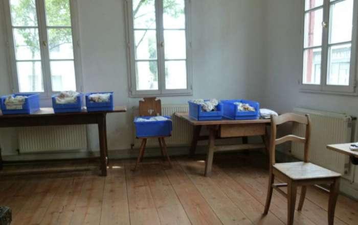 Über die Schulter geschaut Ein Einblick in die Museumsarbeit